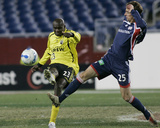 Oct 14, 2006, Columbus Crew vs New England Revolution - Andy Dorman Photographic Print by Gail Oskin