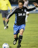 Oct 11, 2008, Chivas USA vs San Jose Earthquakes - Ned Grabavoy Photographic Print by Sara Wolfram