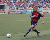 May 31, 2008, San Jose Earthquakes vs Real Salt Lake - Chris Wingert Photographic Print by Melissa Majchrzak