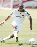 Aug 3, 2008, Los Angeles Galaxy vs San Jose Earthquakes - Sean Franklin Photo by Sara Wolfram