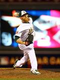 85th MLB All Star Game: Jul 16, 2014 - Sean Doolittle Photographic Print by  Elsa