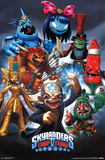 Skylanders Trap Team - Super Villains Posters