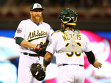 85th MLB All Star Game: Jul 16, 2014 - Sean Doolittle Photographic Print by  Elsa