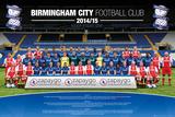 Birmingham City FC - Team 14/15 Posters