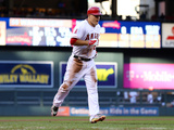 85th MLB All Star Game: Jul 15, 2014 - Mike Trout Photographic Print by  Elsa