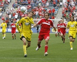 Sep 20, 2009, Columbus Crew vs Chicago Fire - Eric Brunner Photo by Brian Kersey