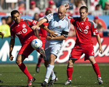 Sep 12, 2009, Colorado Rapids vs Toronto FC - Sam Cronin Photographic Print by Paul Giamou