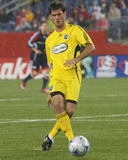 Sep 27, 2008, Columbus Crew vs New England Revolution - Brad Evans Photo by Martin Morales