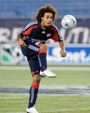 Sep 5, 2009, Kansas City Wizards vs New England Revolution - Kevin Alston Photo by Keith Nordstrom