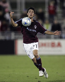 Oct 4, 2008, Houston Dynamo vs Colorado Rapids - Kosuke Kimura Photo by Garrett Ellwood