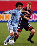 May 16, 2009, Colorado Rapids vs New England Revoltion - Mehdi Ballouchy Photo by Keith Nordstrom