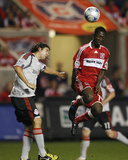 Sep 26, 2009, Toronto FC vs Chicago Fire - Patrick Nyarko Photo by Brian Kersey