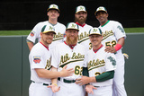 85th MLB All-Star Game Team Photos: Jul 15, 2014 - Josh Donaldson Photographic Print by Taylor Baucom