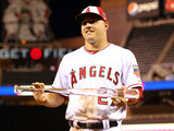 85th MLB All Star Game: Jul 16, 2014 - Mike Trout Photographic Print by  Elsa