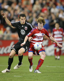 May 3, 2009, FC Dallas vs D.C. United - Dax McCarty Photographic Print by Tony Quinn