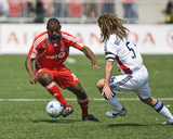 Apr 19, 2008, Real Salt Lake vs Toronto FC - Marvell Wynne Photo by Paul Giamou