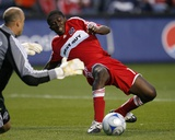 May 2, 2009, Seattle Sounders FC vs Chicago Fire - Patrick Nyarko Photo af Brian Kersey