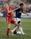 Sep 6, 2008, Chivas USA vs Toronto FC - Daniel Paladini Photographic Print by Paul Giamou
