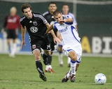 Sep 9, 2009, Kansas City Wizards vs D.C. United - Graham Zusi Photographic Print by Tony Quinn