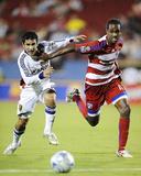 Sep 26, 2009, Real Salt Lake vs FC Dallas - Atiba Harris Photographic Print by Rick Yeatts