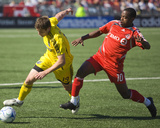 May 17, 2008, Columbus Crew vs Toronto FC - Robbie Rogers Photographic Print by Paul Giamou