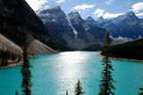 Moraine Lake,Canadian Rockies,Canada Poster by  Tatsuo115
