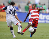 Sep 30, 2009, New England Revolution vs FC Dallas - Marvell Wynne Photo by Rick Yeatts