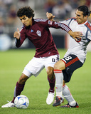 Sep 5, 2009, Toronto FC vs Colorado Rapids - Mehdi Ballouchy Photo by Bart Young