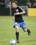Oct 25, 2008, Toronto FC vs San Jose Earthquakes - Ned Grabavoy Photographic Print by Sara Wolfram