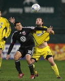 Oct 17, 2009, Columbus Crew vs D.C. United - Adam Moffat Photographic Print by Tony Quinn