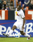 2006 Playoffs Eastern Conference Semifinals: Oct 29, NY Red Bulls vs D.C. United - Marvell Wynne Photographic Print by Tony Quinn
