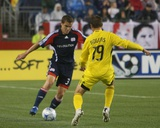 Sep 27, 2008, Columbus Crew vs New England Revolution - Robbie Rogers Photographic Print by Martin Morales