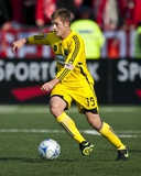 May 2, 2009, Columbus Crew vs Toronto FC - Robbie Rogers Photo by Paul Giamou
