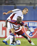 Sep 26, 2009, Real Salt Lake vs FC Dallas - Jair Benitez Photo by Rick Yeatts
