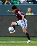 May 27, 2008, Colorado Rapids vs Los Angeles Galaxy - U.S. Open Cup - Kosuke Kimura Photo by Robert Mora