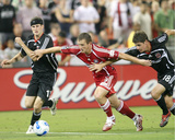 Jun 16, 2007, Chicago Fire vs D.C. United - June 16, 2007 - Chad Barrett Photo by Tony Quinn