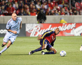 Oct 24, 2009, Colorado Rapids vs Real Salt Lake - Conor Casey Photographic Print by Melissa Majchrzak