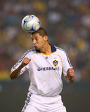 Nov 8, 2009, Chivas USA vs Los Angeles Galaxy - Omar Gonzalez Photographic Print by German Alegria