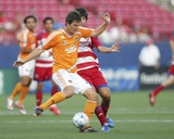 May 28, 2008, Houston Dynamo vs FC Dallas - Bobby Boswell Photo by Rick Yeatts