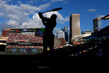 85th MLB All Star Game: Jul 15, 2014 - Andrew McCutchen Photographic Print by  Elsa
