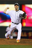 85th MLB All Star Game: Jul 15, 2014 - Max Scherzer Photographic Print by  Elsa