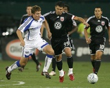 Sep 9, 2009, Kansas City Wizards vs D.C. United - Matt Besler Photographic Print by Tony Quinn