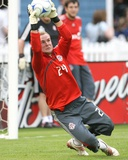 May 9, 2009, Toronto FC vs D.C. United - Stefan Frei Photo by Tony Quinn
