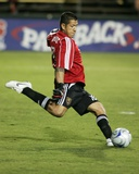 Sep 27, 2008, Real Salt Lake vs San Jose Earthquakes - Nick Rimando Photo by Sara Wolfram