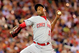 85th MLB All Star Game: Jul 15, 2014 - Aroldis Chapman Photographic Print by Rob Carr