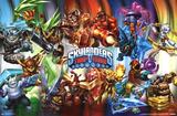 Skylanders Trap Team - Masters Poster