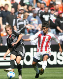 May 6, 2007, Chivas USA vs D.C. United - Brian Carroll Photographic Print by Tony Quinn
