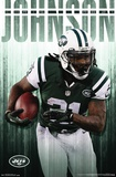 New York Jets - C Johnson 14 Posters