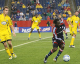 Sep 27, 2008, Columbus Crew vs New England Revolution - Chad Marshall Photo by Martin Morales