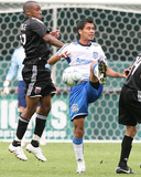 Sep 28, 2009, San Jose Earthquakes vs D.C. United - Rodney Wallace Photo by Tony Quinn